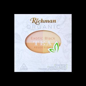 Черный экзотический - Richman Organic
