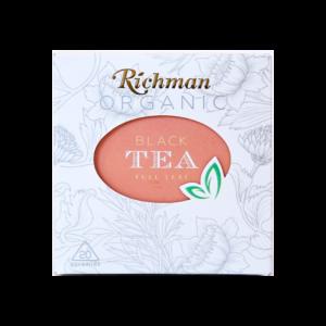 Черный чай - Richman Organic