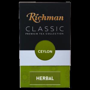 Травяной чай - Richman Classic