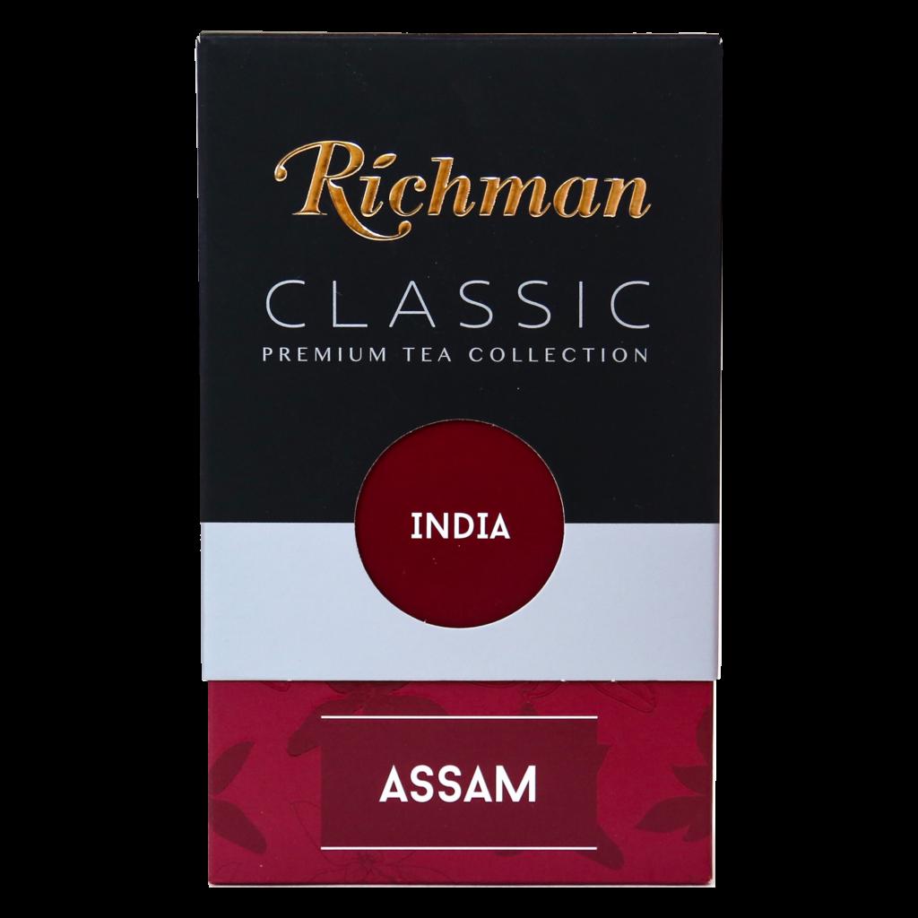 Ассам чай - Richman Classic