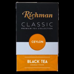 Черный чай - Richman Classic