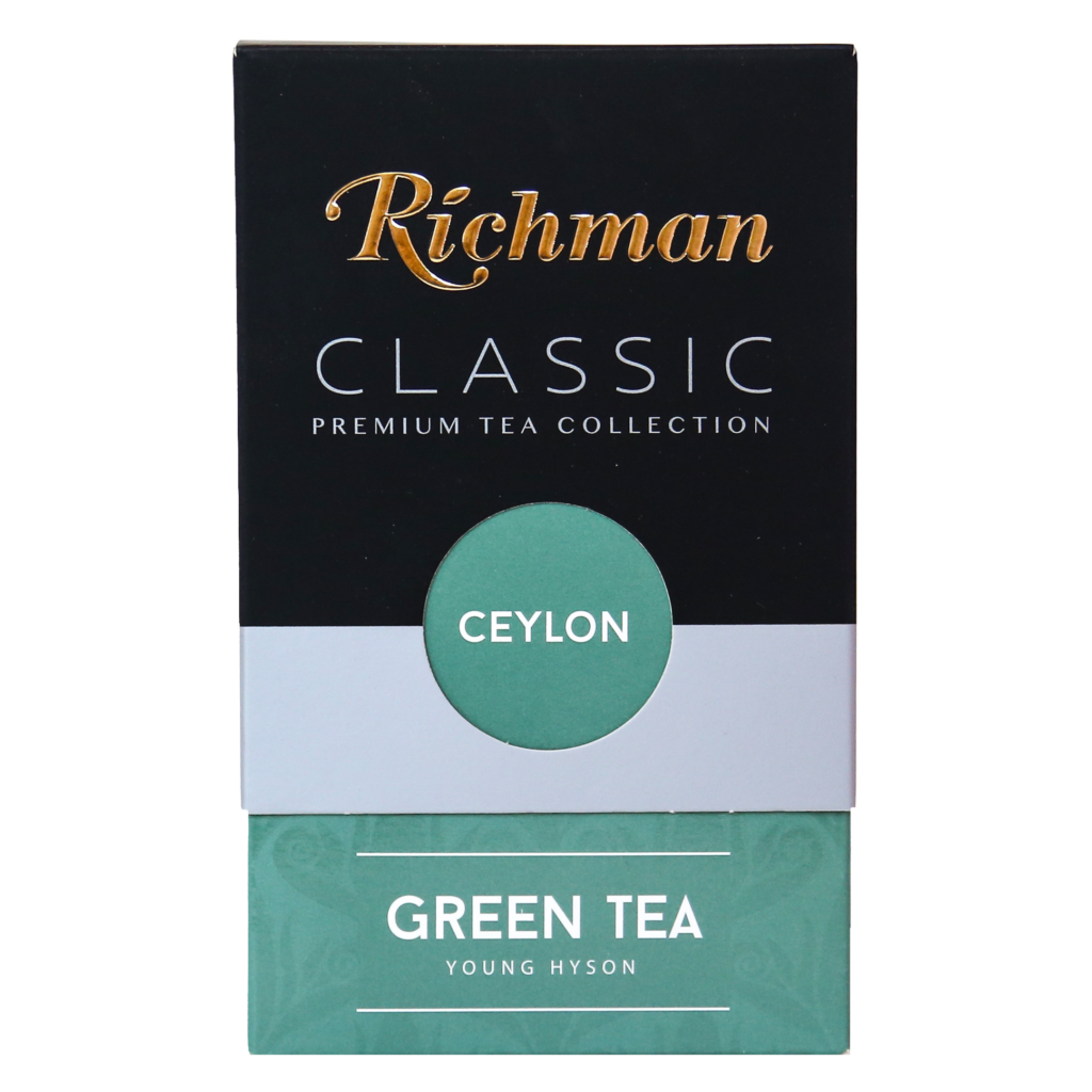 Зеленый чай - Richman Classic