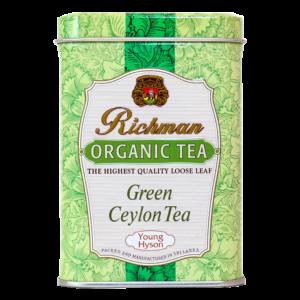 Зеленый Цейлонский - Richman Organic