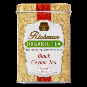Черный Цейлонский - Richman Organic